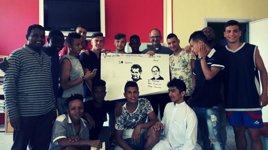 Ufficio Per Stranieri Torino : Accoglienza minori stranieri a torino il reportage al san luigi